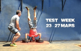 testweek